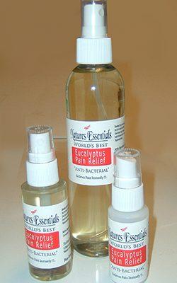 Eucalyptus Pain Relief Oil